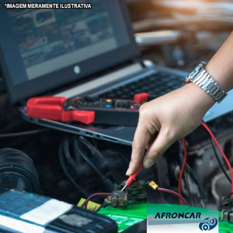 Auto Elétrica para Vans Jardins - Auto Elétrica de Automóveis