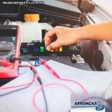 auto elétrica para veículos a diesel